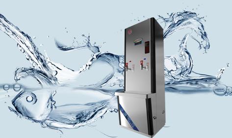 宏华为您详解 步进式开水器与即开式开水器工作原理