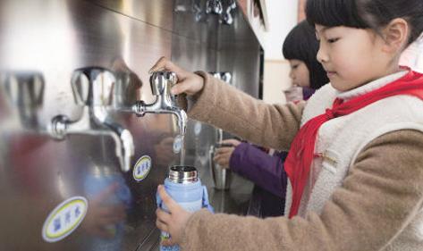 校园饮水设备,采购要注意防烫伤指标