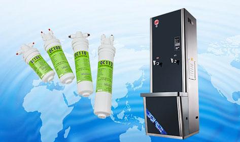 宏华冷热两用电开水器 开创健康饮水新时代