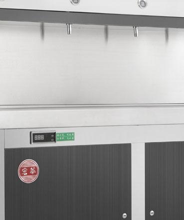 四龙头高柜温开水器 WK