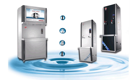 宏华课堂:企业节能饮水机的摆放及特点