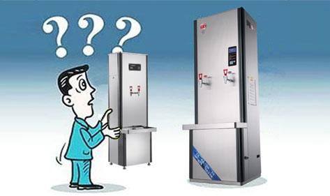 宏华科普课堂教您:如何选购合适的单位用电开水器?