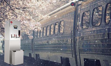 春运拉开序幕|北京宏华开水器,温暖你的回乡路!