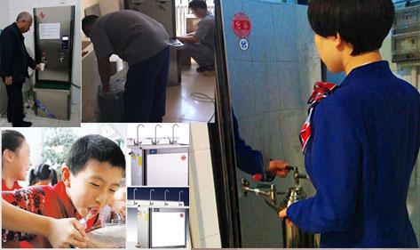 这家北京开水器生产厂家生产的开水器服务了千万客户