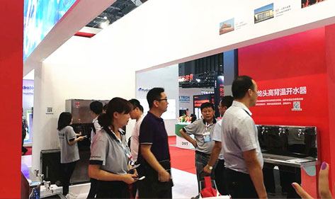 北京地区电开水器供应商――宏华商用电开水器