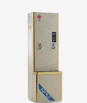 白橡木纹(黄金拉丝)连续式电开水器 LX