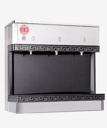 宏华爱华系列:台式模块化无压温开去底压缩电开水器温开水器