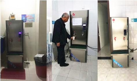办公用商用电开水器作为饮水设备是必然趋势!