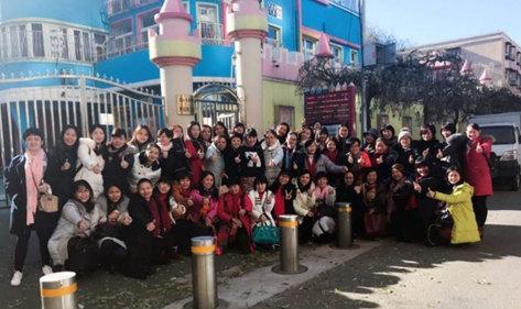 宏华幼儿园开水器入驻丰台区芳庄第二幼儿园,为孩子们饮水环境保驾护航