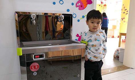 校园直饮水机如何选购?看看宏华电器怎么说
