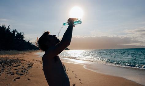 宏华电开水器课堂:空腹喝水究竟有何好处?