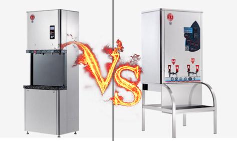 步进式开水器和沸腾式开水器有何不同?宏华电器与您分享