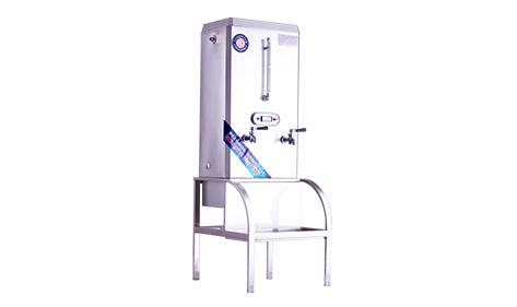 为什么要选择宏华电器的节能开水器?