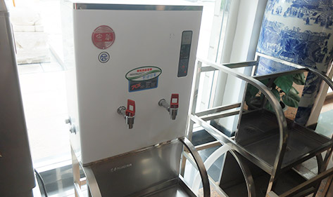 全自动电热开水器有什么特点? 宏华电器来告诉你