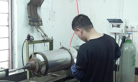 宏华电开水炉的一杯热水 让广合元德贸易员工幸福指数直线上升