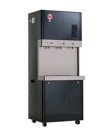 沸腾式三龙头商务型商用电开水器