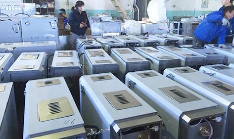 北京化工大学多次采购宏华开水器 产品与服务一如既往的好