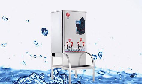 宏华数控开水器 如何保养