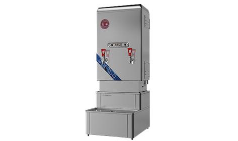 保障环卫工饮水需求 朝阳环卫劳服中心再次像宏华采购开水器