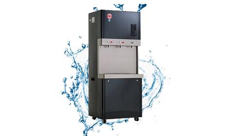 冷热冰3种选择 办公室饮水使用宏华商用电开水器妥妥的