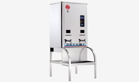 宏华电器刷卡开水器走进校园 位学生提供健康安全饮水