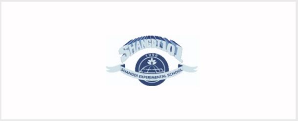 北京市上地实验学校logo