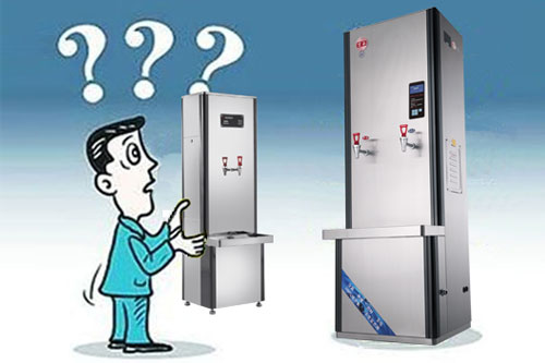 如何挑选单位用的电开水器
