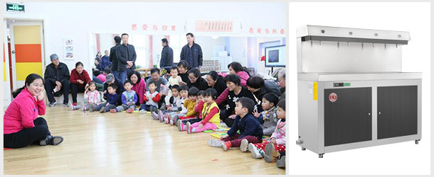幼儿园电热开水器厂家