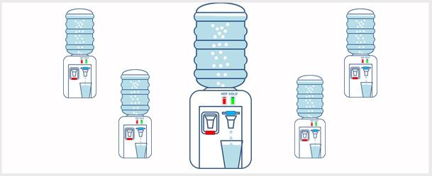 饮用桶装矿泉水